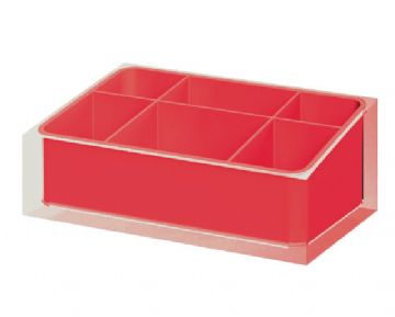 Gedy Rainbow Organiser Red RA00-06